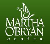Martha O'Brien Center logo