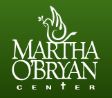 Martha O'Brien Center logo