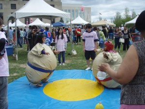 This is a very family-friendly event celebrating Japanese traditions and culture.