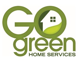 Go Green Home Services logo