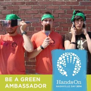 See no, Hear no, Do no harm, on the environment this year  at #HONDay2014. Find out how to help at HON.org/GreenAmbassador.