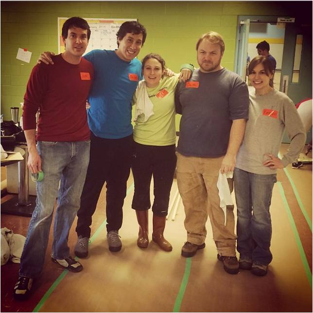 Hands On Nashville Volunteer Jackie Hansom