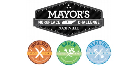 Mayor's Workplace Challenge 2015