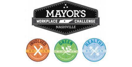 Mayor's Workplace Challenge 2015