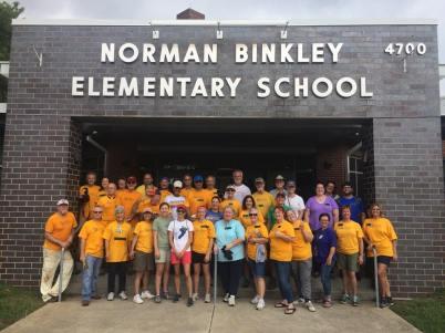 norman brinkley team